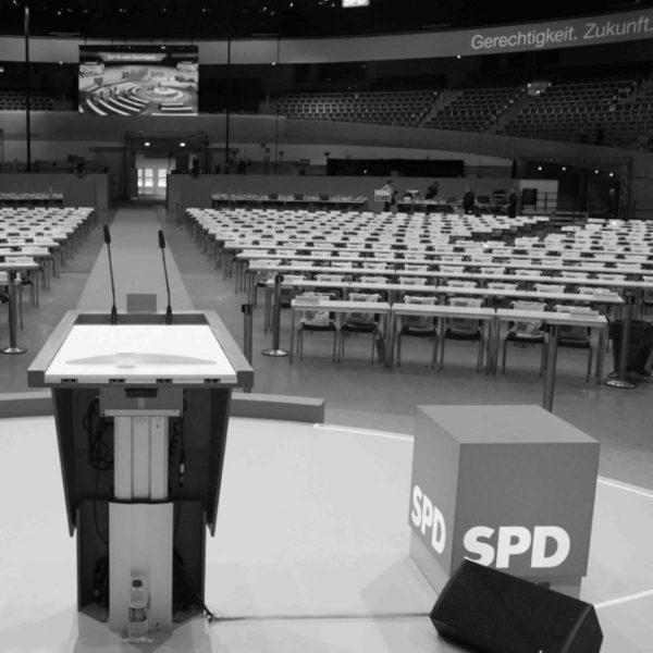 SPD – Außerordentlicher Parteitag 2017