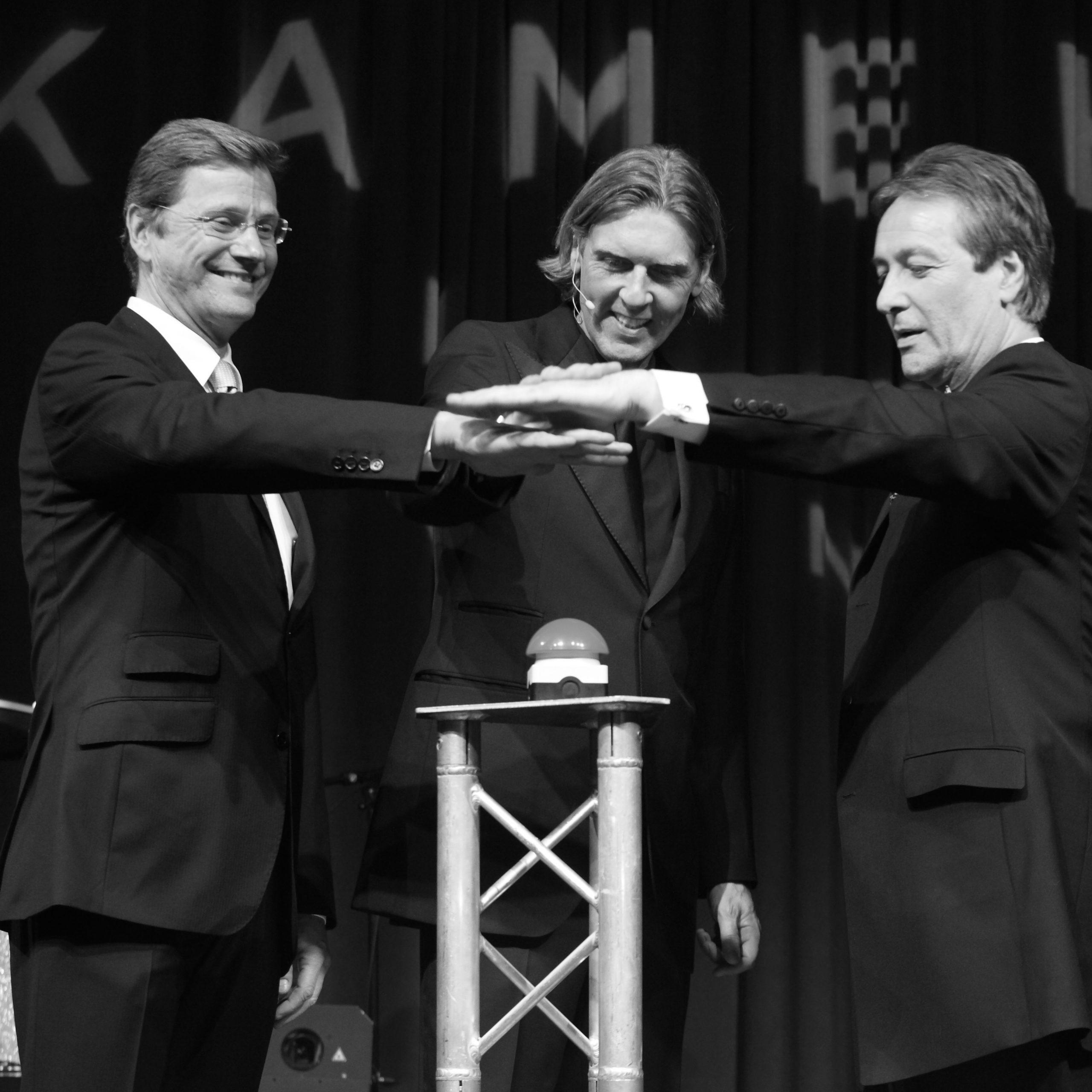 Kameha Grand Bonn – Eröffnung 2011