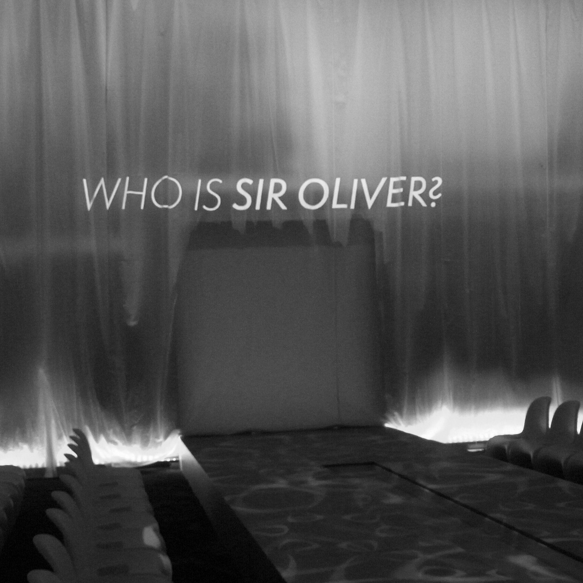 SIR Oliver Brand Launch 2013
